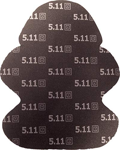 5.11 Knee Pad Inserts Lightweight Neoprene for 5.11 Kneepad Ready Pants, Style 59008, (1 Pair)