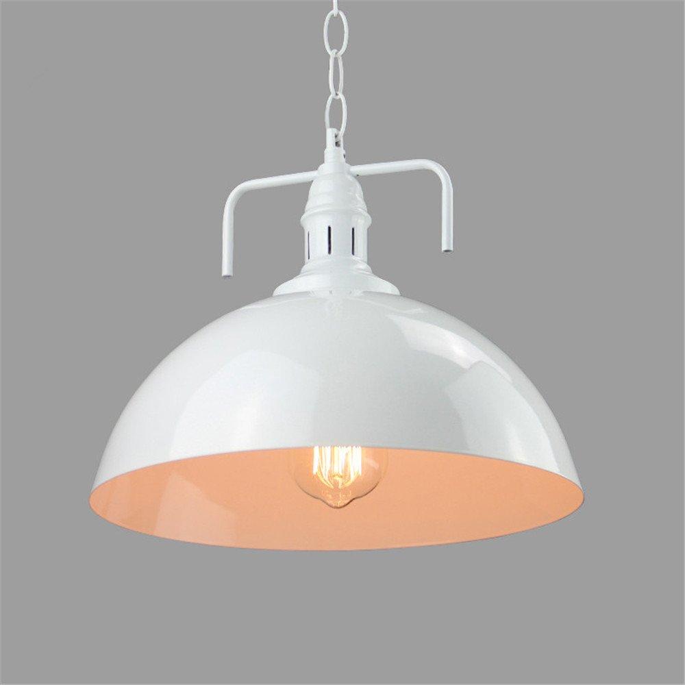 Indoor ceiling lightcreative iron loft member shade pendant chandelierled hanging lighting fixtures ceiling light fixture single head home business indoor
