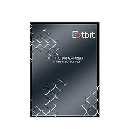 ETBOTU - Lámina de liberación LCD para impresora 3D Photon Resin ...