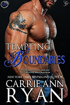 Tempting Boundaries (Montgomery Ink Book 2) by [Ryan, Carrie Ann]