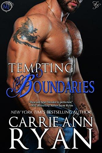 Tempting Boundaries (Montgomery Ink Book 2) cover