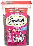 Temptations Treats for Cats - Beef - 454g