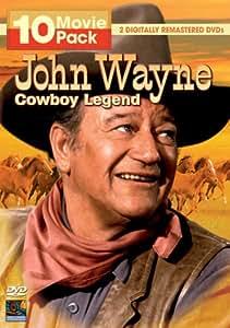 John Wayne - Cowboy Legend 10 Movie Pack