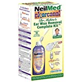 Neilmed Neil Med Clear Canal Ear Wax Removal Complete Kit, 1 each