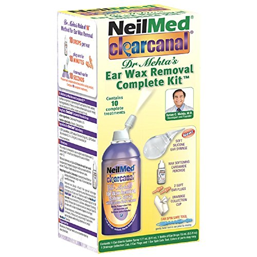 NeilMed Clearcanal Removal Complete ounce product image