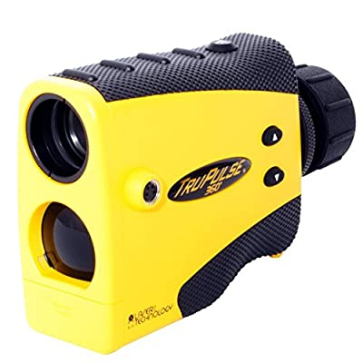 TruPulse Laser Technology 360B Laser Rangefinder (Feet and Yards Only) from Laser Technology