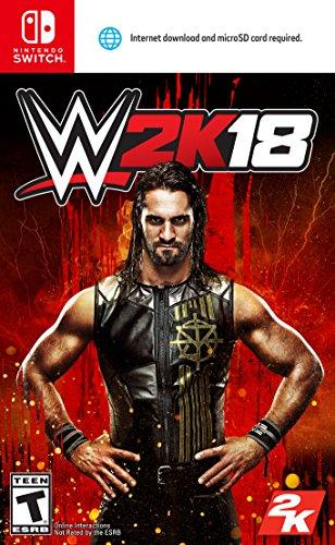 WWE 2K18 (Nintendo Switch, 2017)