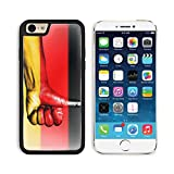 Apple iPhone 6 6S Aluminum Case Flag raising on a thumb IMAGE 19741915 by MSD Customized Premium Deluxe Pu Leather generation Accessories HD Wifi Luxury Protector