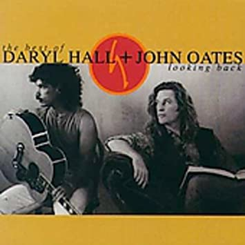 amazon looking back best of hall oates クラシックソウル 音楽