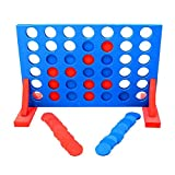 Oypla Giant Foam Connect 4-in-a-Row Garden Outdoor Kids Family Game