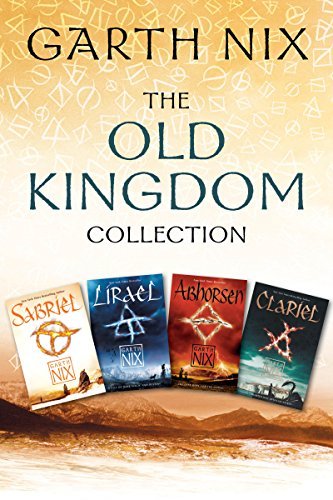 garth nix old kingdom - 9