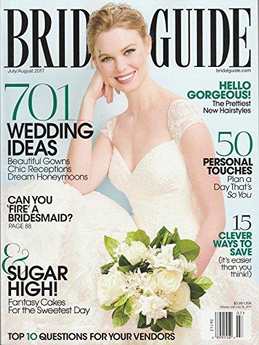 Bridal Guide Magazine July/August 2017