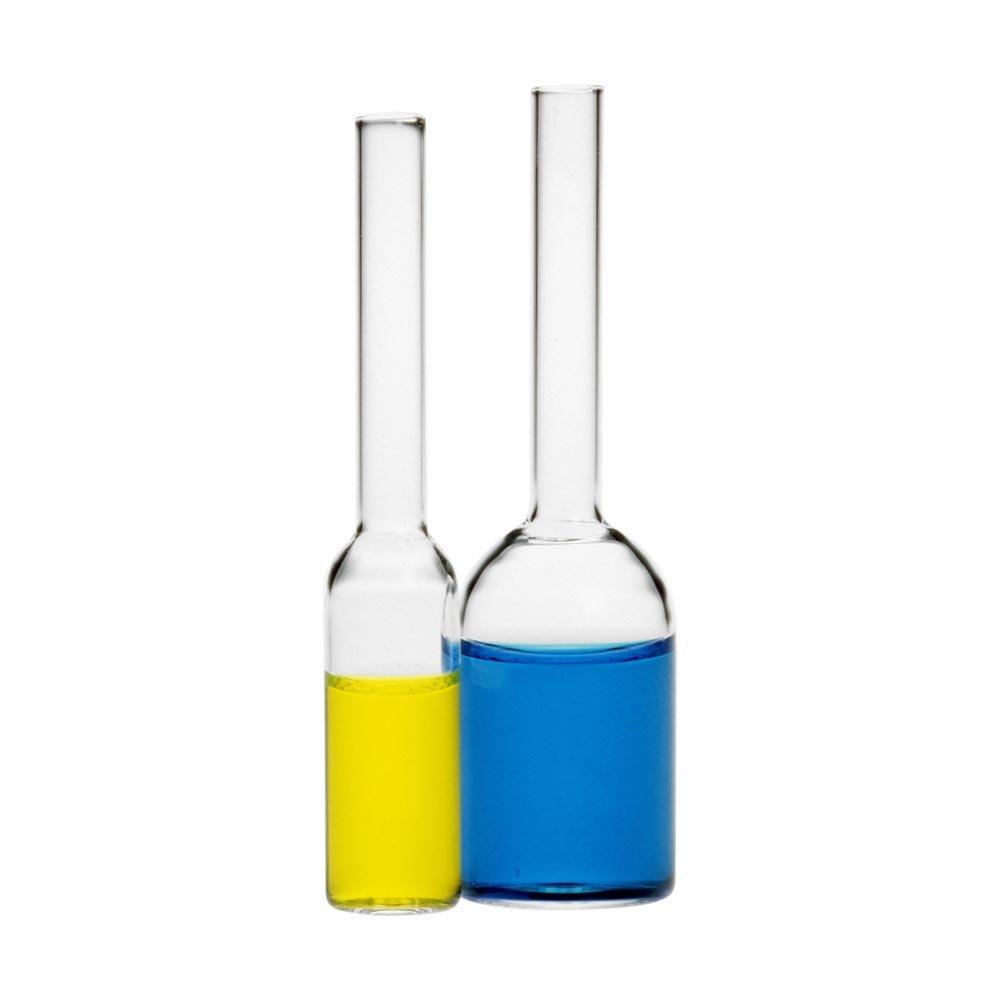Wheaton 176759 Borosilicate Glass 7mL Standard Prescored Ampule Vial (Case of 25)