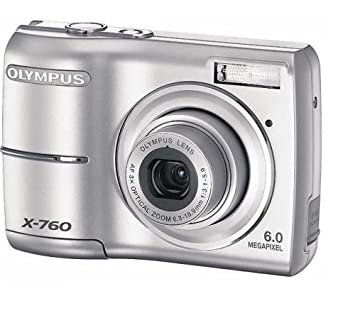 OLYMPUS X760 DRIVERS FOR PC