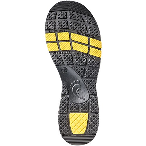 BAAK Rene2 - Zapatillas de seguridad Unisex adulto Multicolour (Black/Yellow)