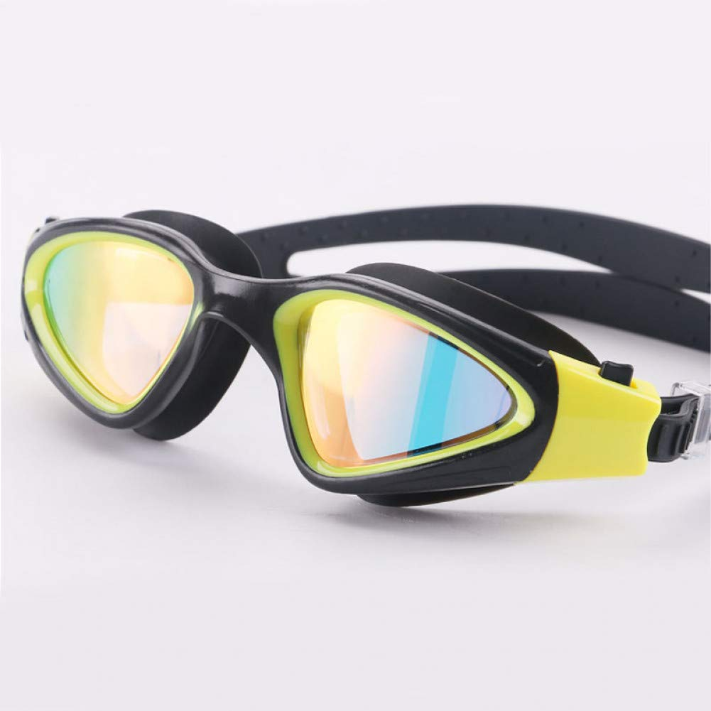 ZJHK Gafas De Natacion Professional Swimming Glasses Men and Women Water Eyewear Anti Fog Arena Swim Goggles Adults Swimming Goggles
