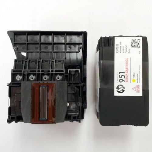 HP Officejet Pro 8620 8625 Printhead with Set up Cartridge