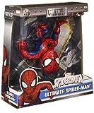 """Jada Toys Metals Figura de Acción Spiderman Ultimate, 6"""""""