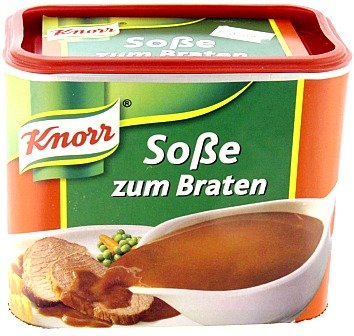 KNORR Sosse zum Braten [asada Salsa Mix] (contenedor de 2,75 litros