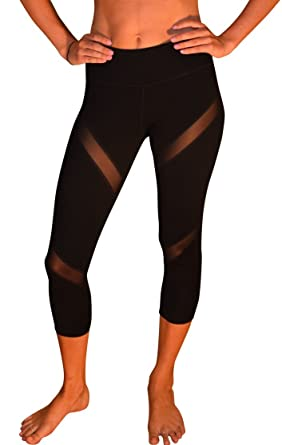 Womens Capri Yoga Pants