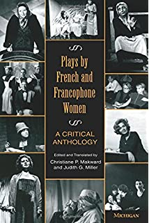 Amazon audio cd program for dansereaus savoir dire 2nd world plays by french and francophone women a critical anthology ann arbor books fandeluxe Gallery