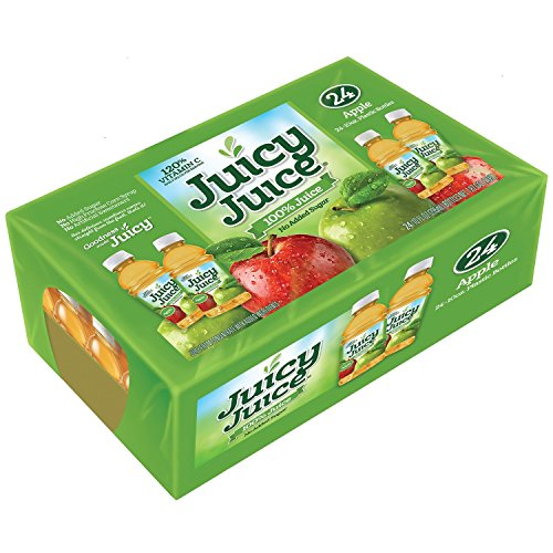 Juicy Juice 100% Apple Juice (10 fl. oz.. bottles, 24 (Juicy Juice Bottle)