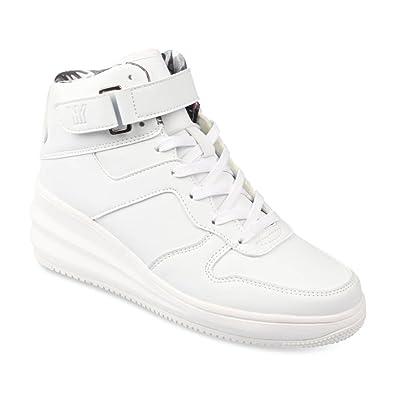 Blanc Femme Et Unyk Baskets ChausseaChaussures Sacs mwNny0OPv8
