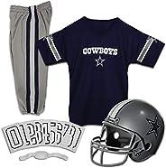 NFL Dallas Cowboys Boy's Uniform Set, Me