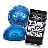 Bosu Balance PODS 2-Pack, Blue