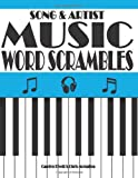 Song and Artist Music Word Scrambles, Carolyn Kivett and Chris McMullen, 1468122800