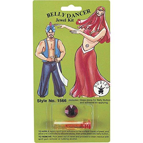 Belly Dancer Fancy Dress Jewel Kit - Harems Jewel Belly Dancer Costumes