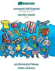 BABADADA, Leetspeak (US English) - latviesu valoda, p1c70r14l d1c710n4ry - Attēlu vārdnīca: Leetspeak (US English) - Latvian, visual dictionary