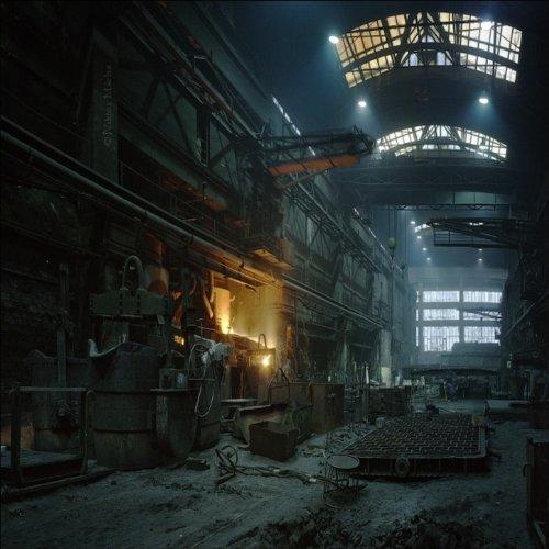 Iron Foundry -