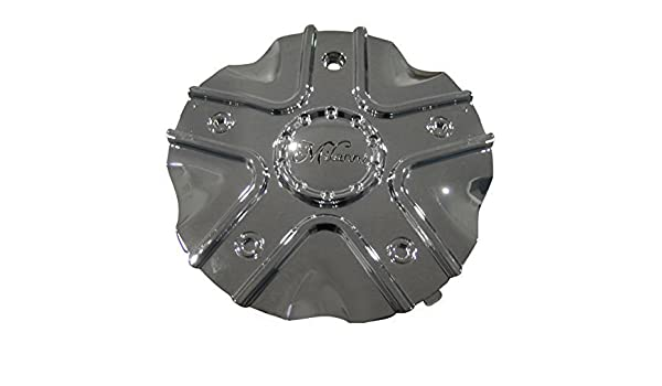 Milanni 458 Phoenix Chrome Wheel Rim Center Cap C458-CAP C458S-CAP LG0909-69 Milanni Wheels
