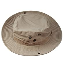 A-Parts Tactical Military Fishing Snap Brim Bucket Hat Cap Sun Blocker