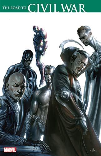 Civil War: The Road To Civil War (Spider-Man Book 12)