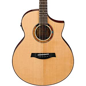 ibanez aew120bg acoustic electric guitar musical instruments. Black Bedroom Furniture Sets. Home Design Ideas