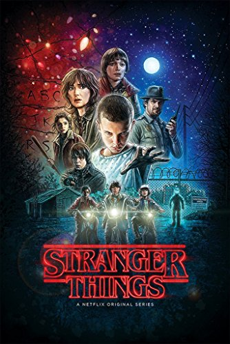 Poster Stranger Things 24in x 36in TV Show by