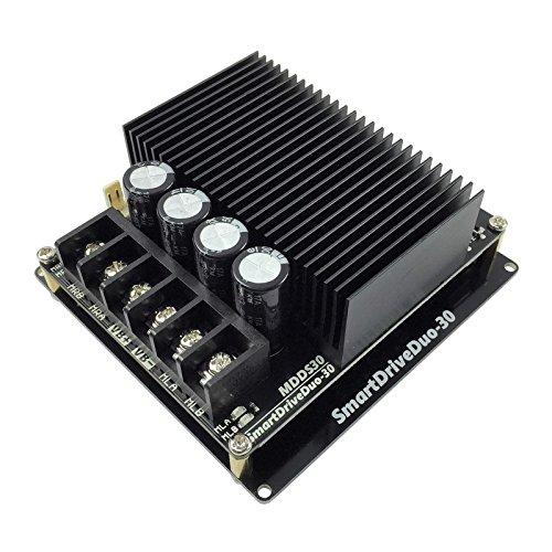 30A Bi-directional Dual Channel DC Motor Driver Controller, 7V - 35V, 80A peak Cytron MDDS30