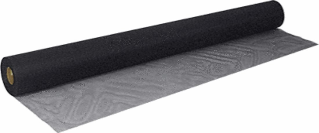 CRL Charcoal Fiberglass 48 Screen Wire - 100' Roll by CR Laurence by CRL