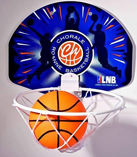 CHORALE ROANNE BASKET Mini Basket Cesta de Baloncesto Unisex niño ...