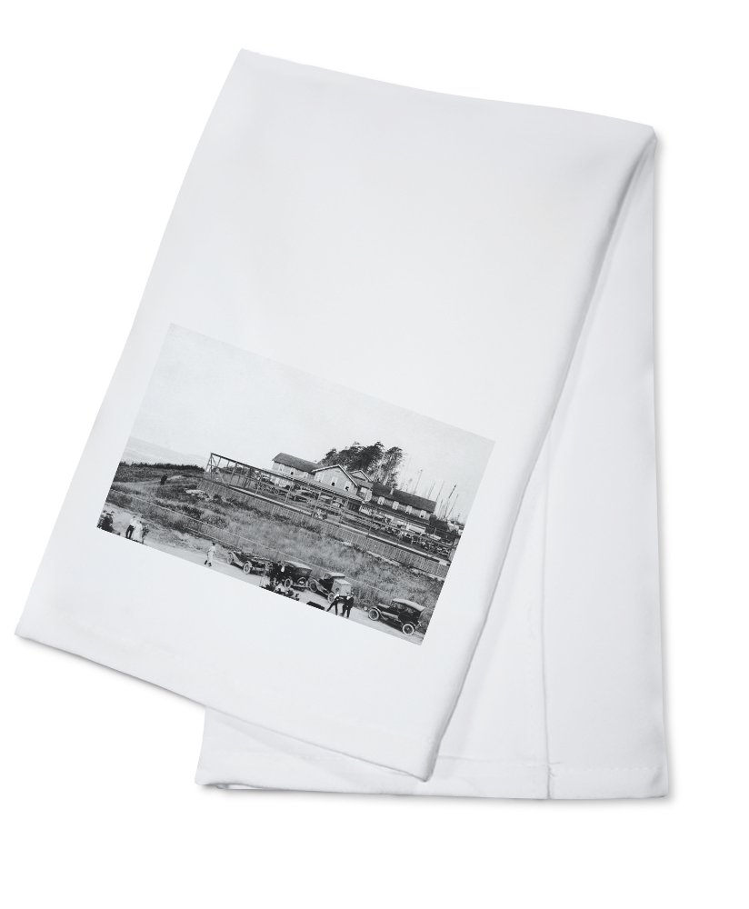 パシフィックビーチホテルin Grays Harbor、wa写真 Cotton Towel LANT-3196-TL B0184B3YK4  Cotton Towel