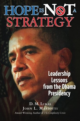 Hope Not Strategy Leadership Presidency product image