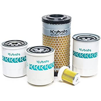 Amazon.com: Kubota OEM B3030 B3000 B3300 B7800 mantenimiento ...