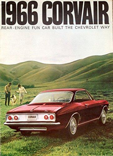 Chevrolet Corvair brochure 1966 ()