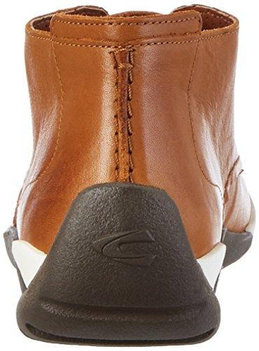 Camel Active 844.73, Zapatos Derby Mujer Marrón (Brandy 02)
