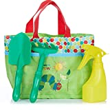 World of Eric Carle Garden Tote Bag with Accessories for Kids