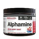 PEScience Alphamine, Melon Berry Twist, Versatile Thermogenic Energy Powder, 84 Scoops For Sale