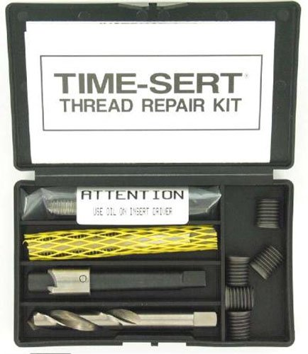 NEW TIME-SERT 3/8-16 SAE Thread Repair Kit # 0381 by TIME-SERT (Image #2)
