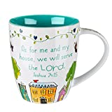Everyday Blessings ''Bless Our Home'' Mug - Joshua 24:15